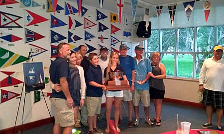 Irwin Memorial Regatta Awards